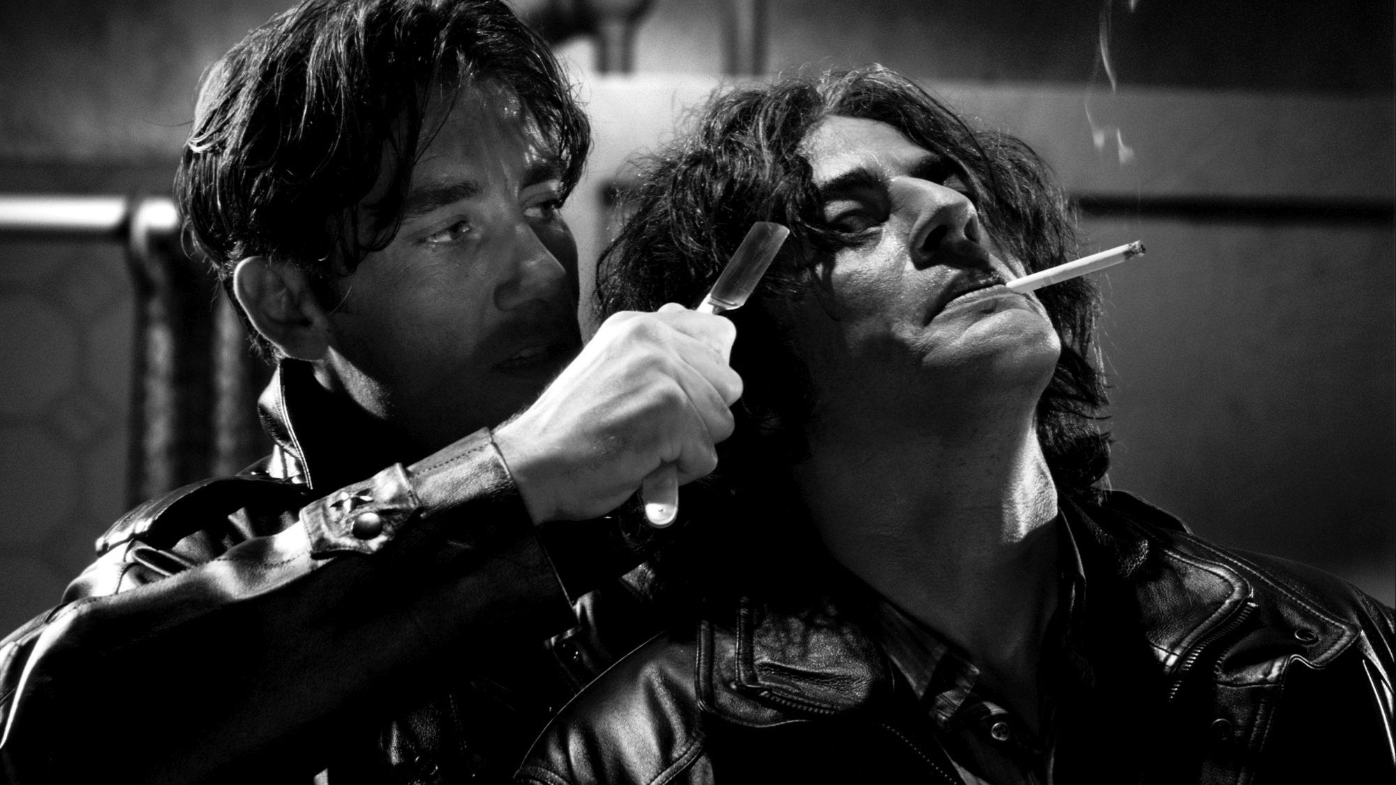 Filmszene aus Sin City