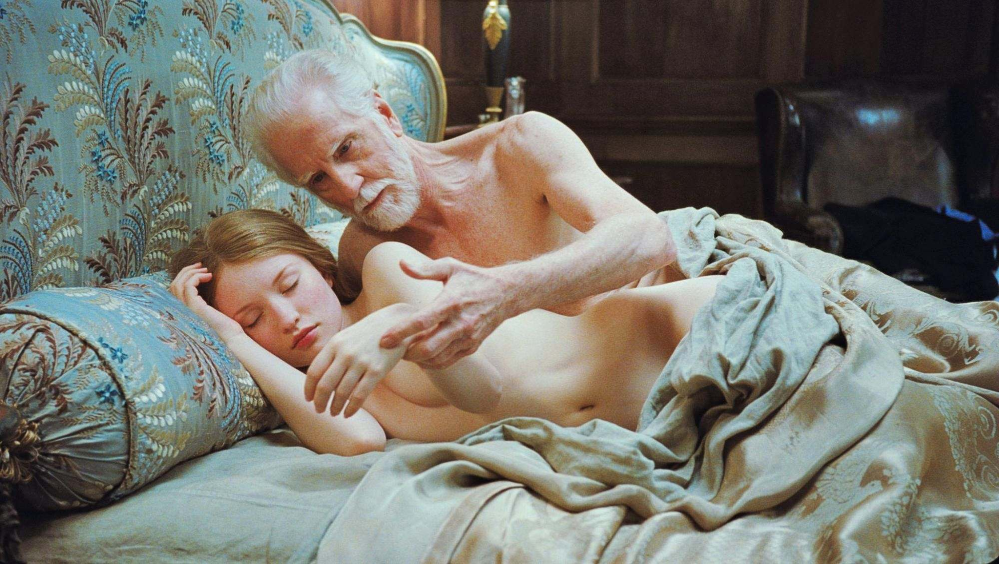 Filmszene aus Sleeping Beauty