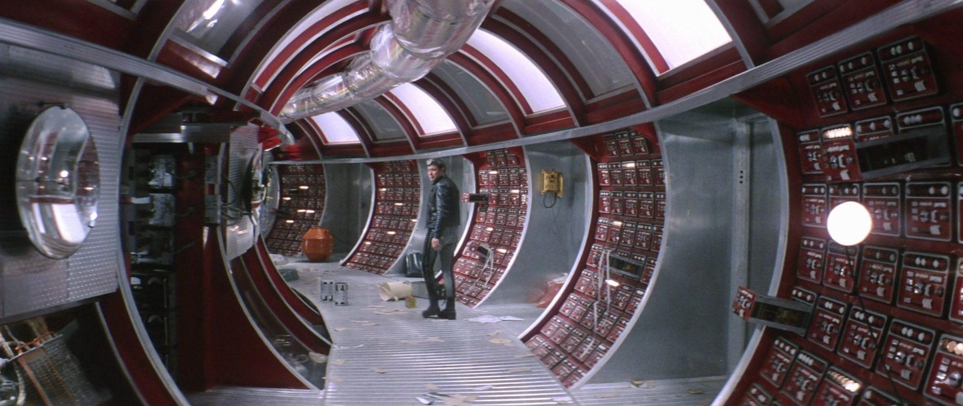 Filmszene aus Solaris (1972)