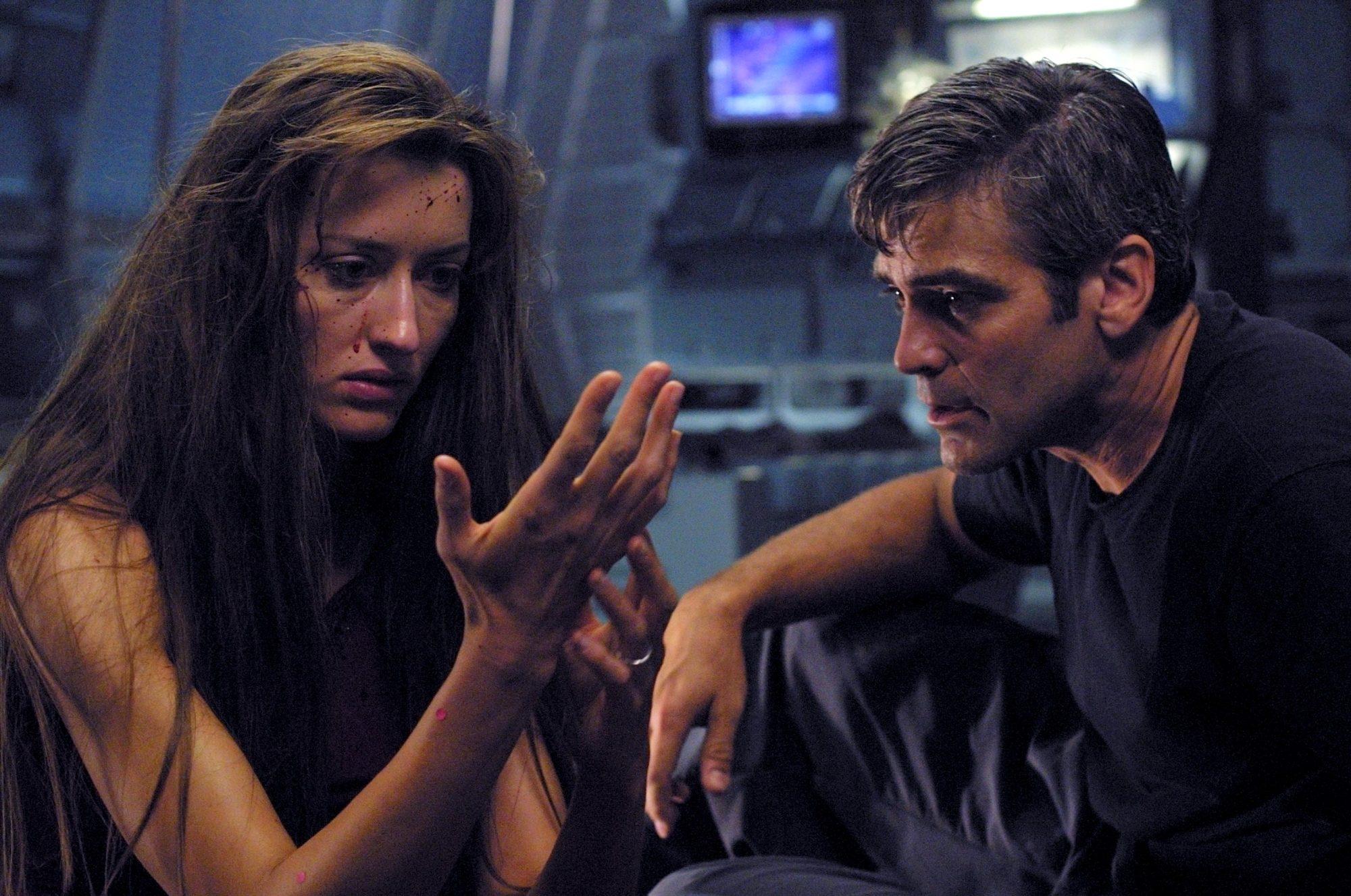 Filmszene aus Solaris (2002)