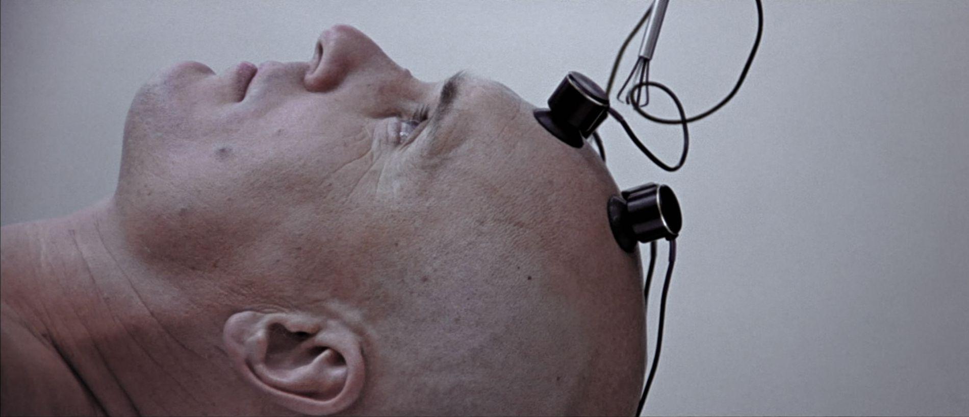 Filmszene aus THX 1138
