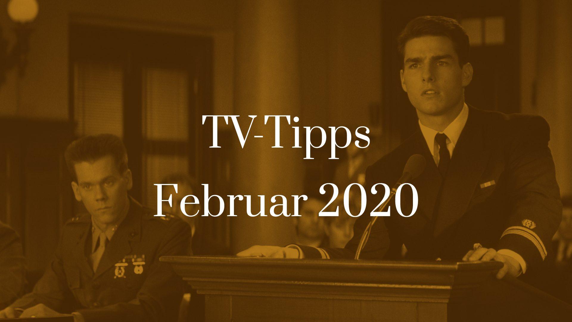 Titelbild zu TV-Tipps für Februar 2020