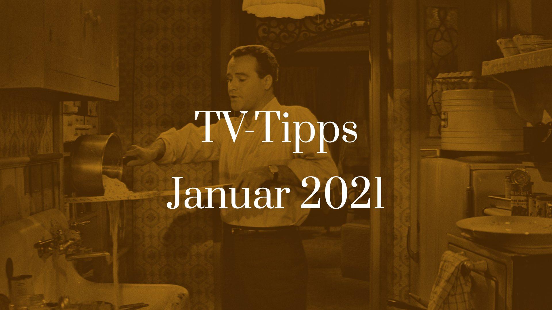 Titelbild für TV-Tipps für Januar 2021
