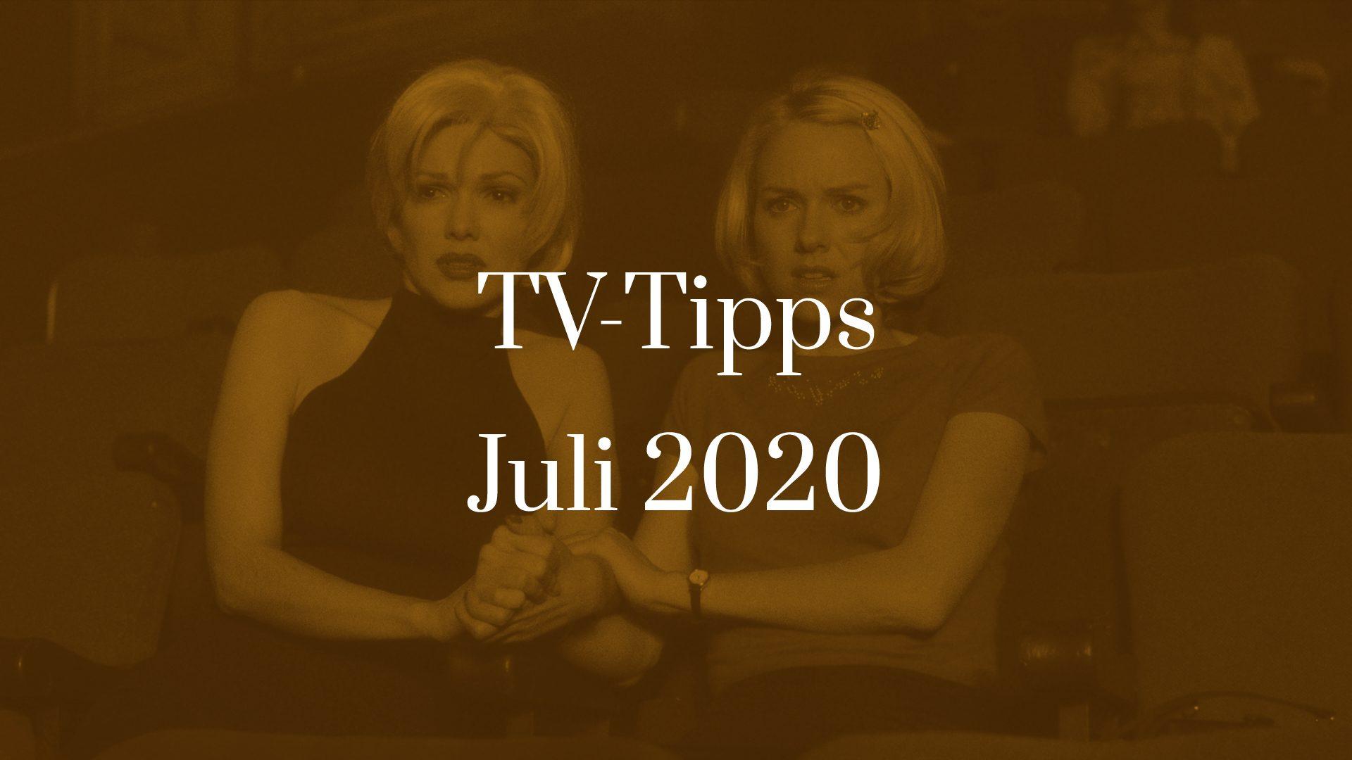 Titelbild zu TV-Tipps für Juli 2020
