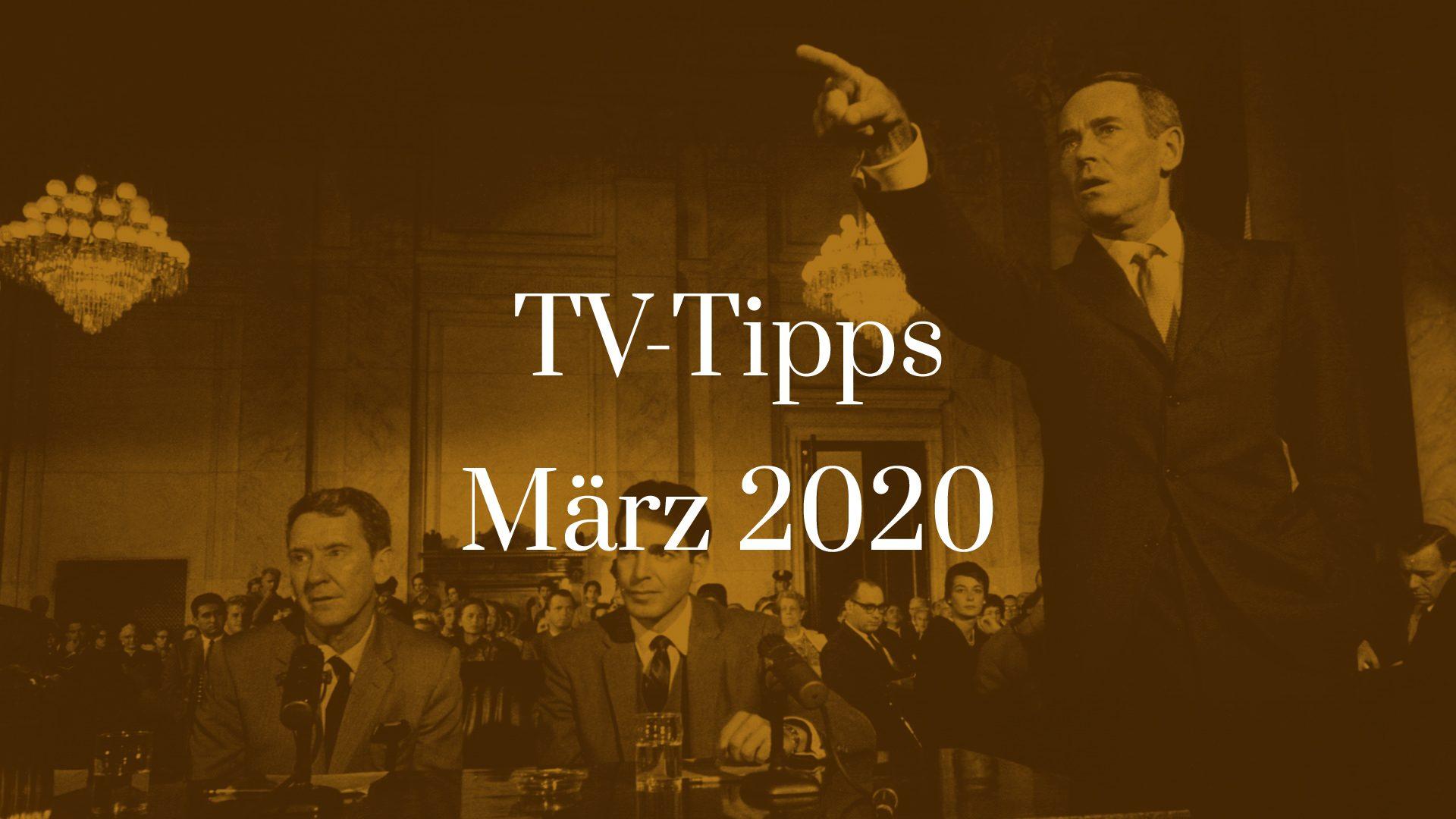 Titelbild zu TV-Tipps für März 2020
