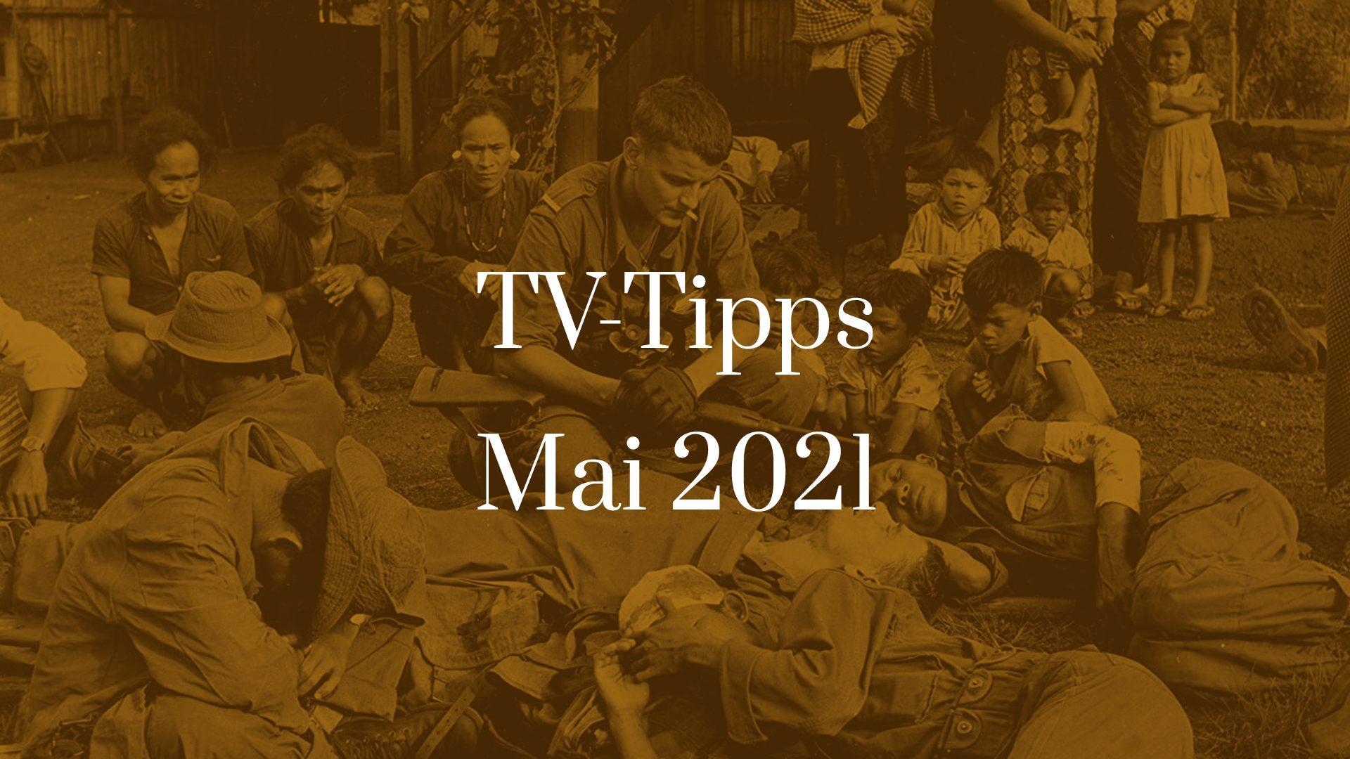 Titelbild für TV-Tipps für Mai 2021