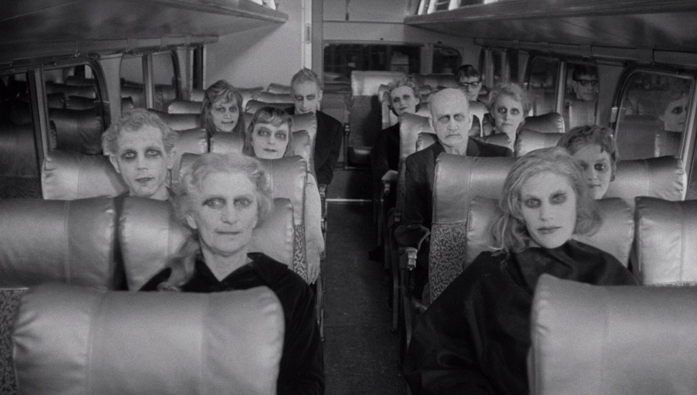 Filmszene aus Tanz der toten Seelen