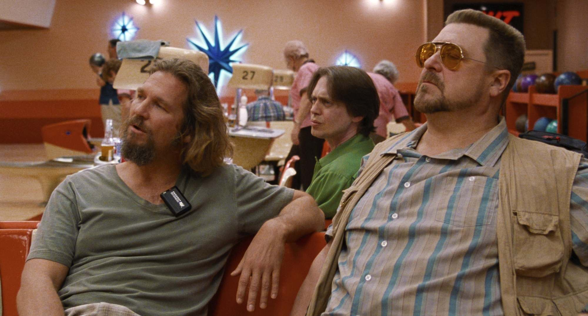 Filmszene aus The Big Lebowski