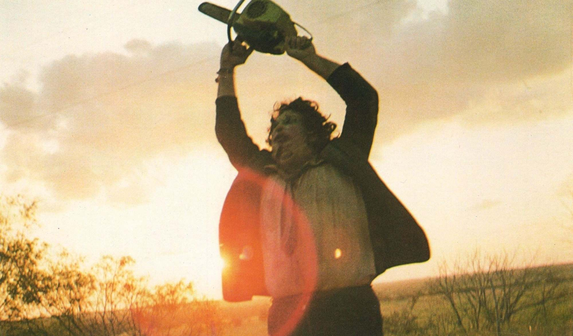 Filmszene aus The Texas Chainsaw Massacre - Blutgericht in Texas