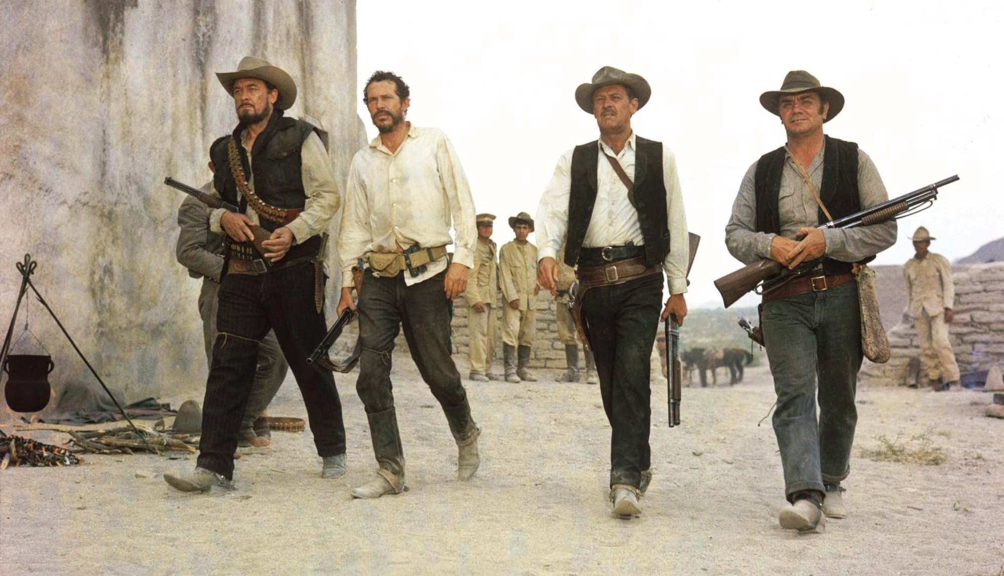 Filmszene aus The Wild Bunch