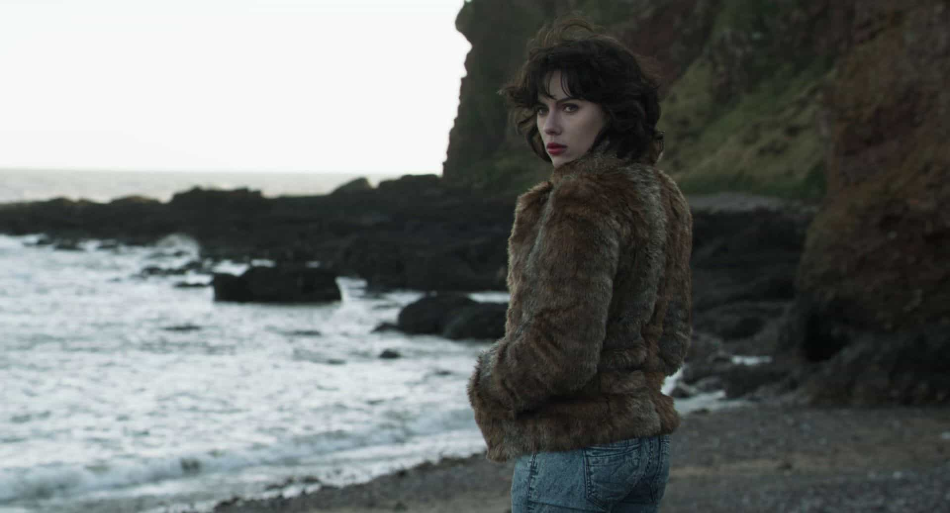Filmszene aus Under The Skin