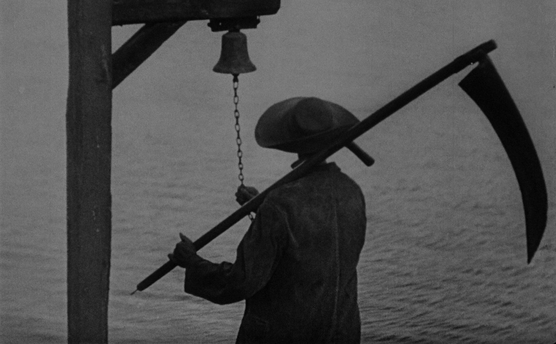 Filmszene aus Vampyr - Der Traum des Allan Grey