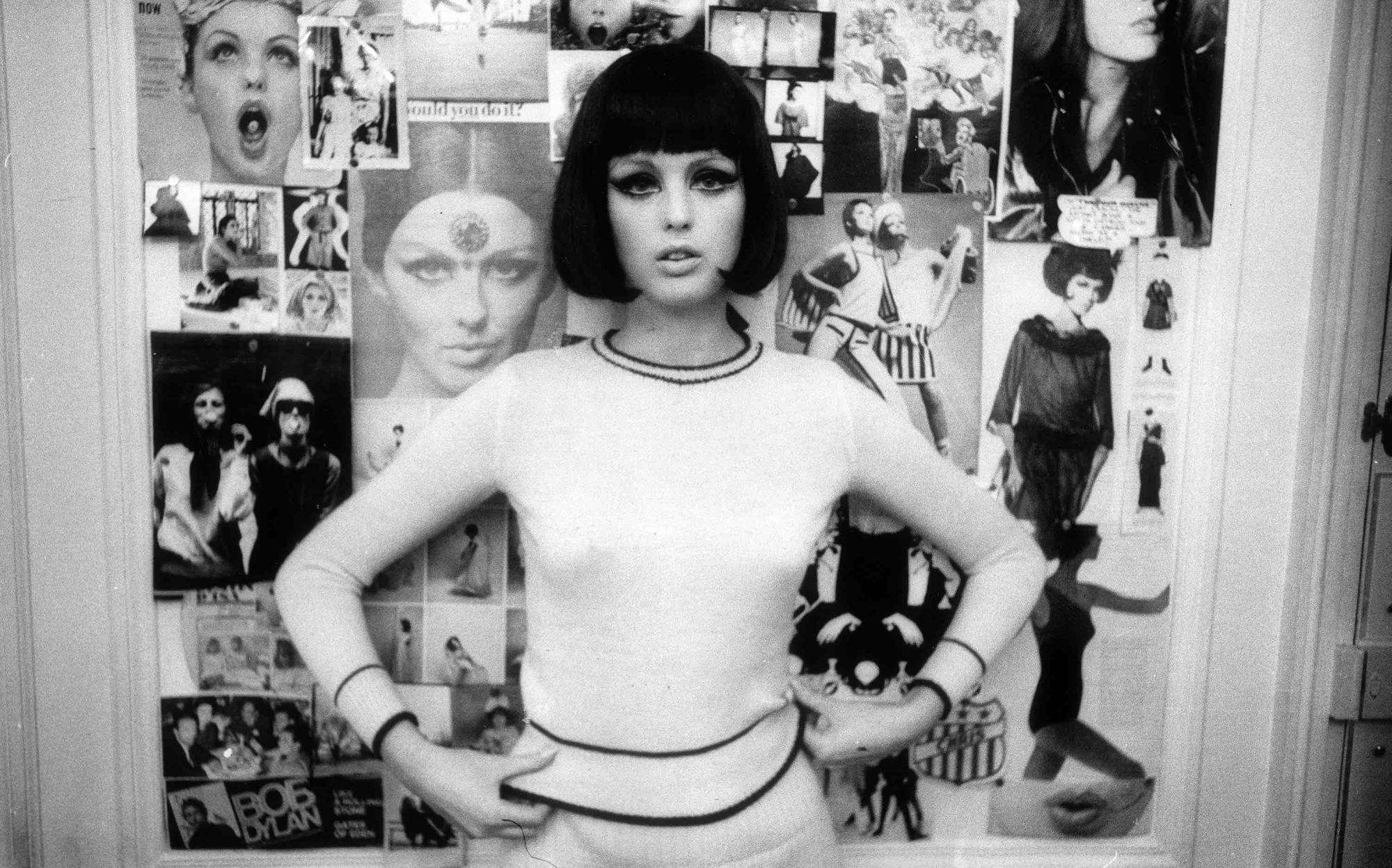 Filmszene aus Who Are You, Polly Maggoo